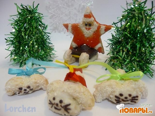 """Рецепт """"Дед Мороз и Кролики"""""""