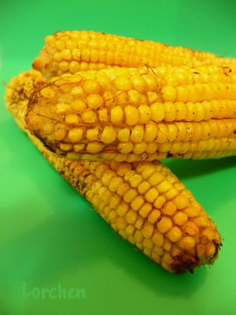 Рецепт Кукуруза, запеченная в духовке