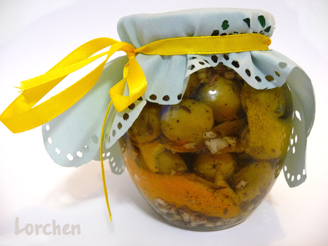 Рецепт Olive di montefiascone или Оливки монтефьясконе