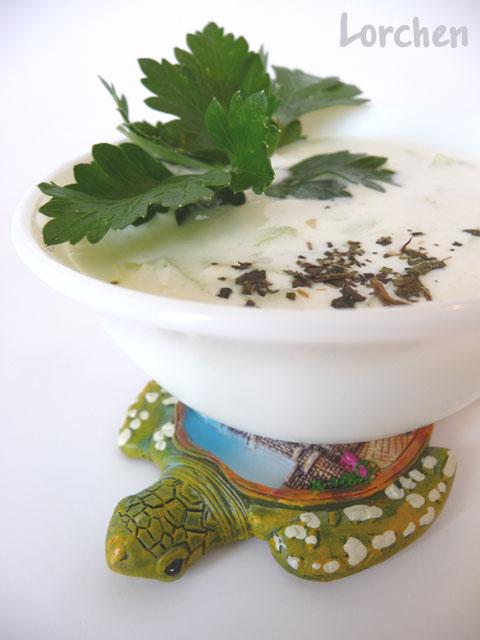 Рецепт Cacik или Джаджик