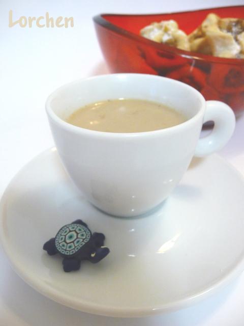Рецепт Sütlü kahve или Кофе с молоком