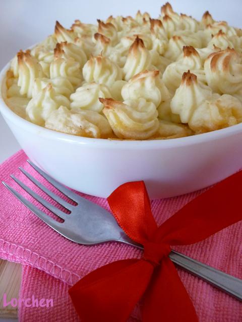 Рецепт Shepherd's pie или Шефердский пирог