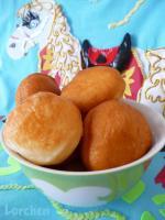 Казахский хлеб - баурсаки