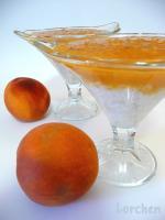 Персиковый суп-пюре