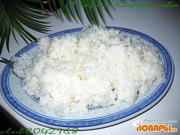 Рецепт Рис для Суши!