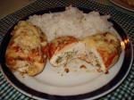 Аппетитная курочка с рисом