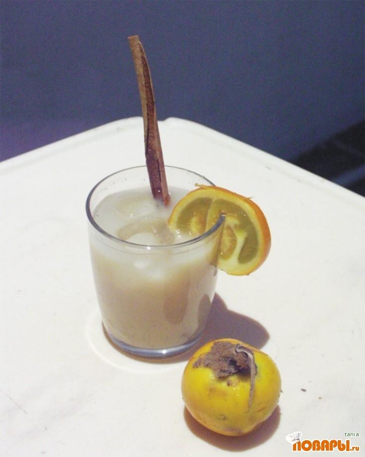Рецепт Квакер де наранйилья (напиток из наранйилла и овса)