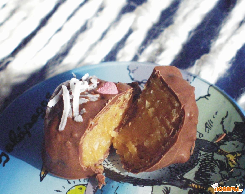 Рецепт Коколатте