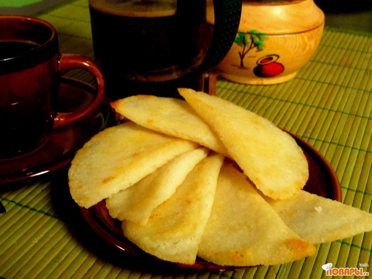 Рецепт Эмпанадас дэ аррос кон кэсо.