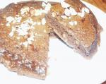 Шоколадные оладьи с лесными орехами (фундуком)