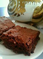 Брауни супер шоколадные