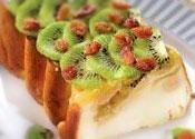 Рецепт Горячий творожный десерт