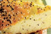 Рецепт Кекс с финиками и кунжутом