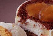 Рецепт Имбирный чизкейк - две порции