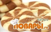 """Рецепт Печенье """"Карусель"""""""