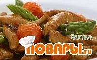 Рецепт Жаркое по-неаполитански