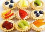 Корзиночки с фруктами