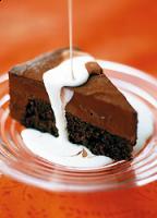 Торт и сгущёнка