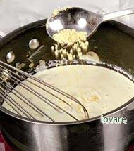 Рецепт Сливочный соус для жюльена