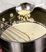 Сливочный соус для жюльена