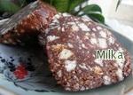 Рецепт Шоколадная колбаса