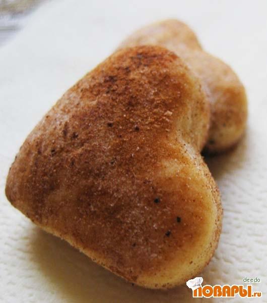 Рецепт Ванильное печенье на сметане