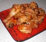 Куриные бедра по-римски