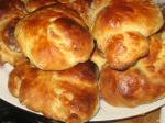 Ореховые булочки на сметане