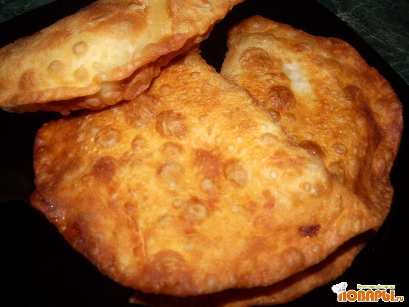 Чебуреки по кавказски рецепт
