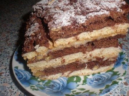 торт «уральский» фото